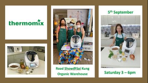 Thermomix Road Show & Demo at Sai Kung