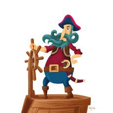 piratas del lápiz