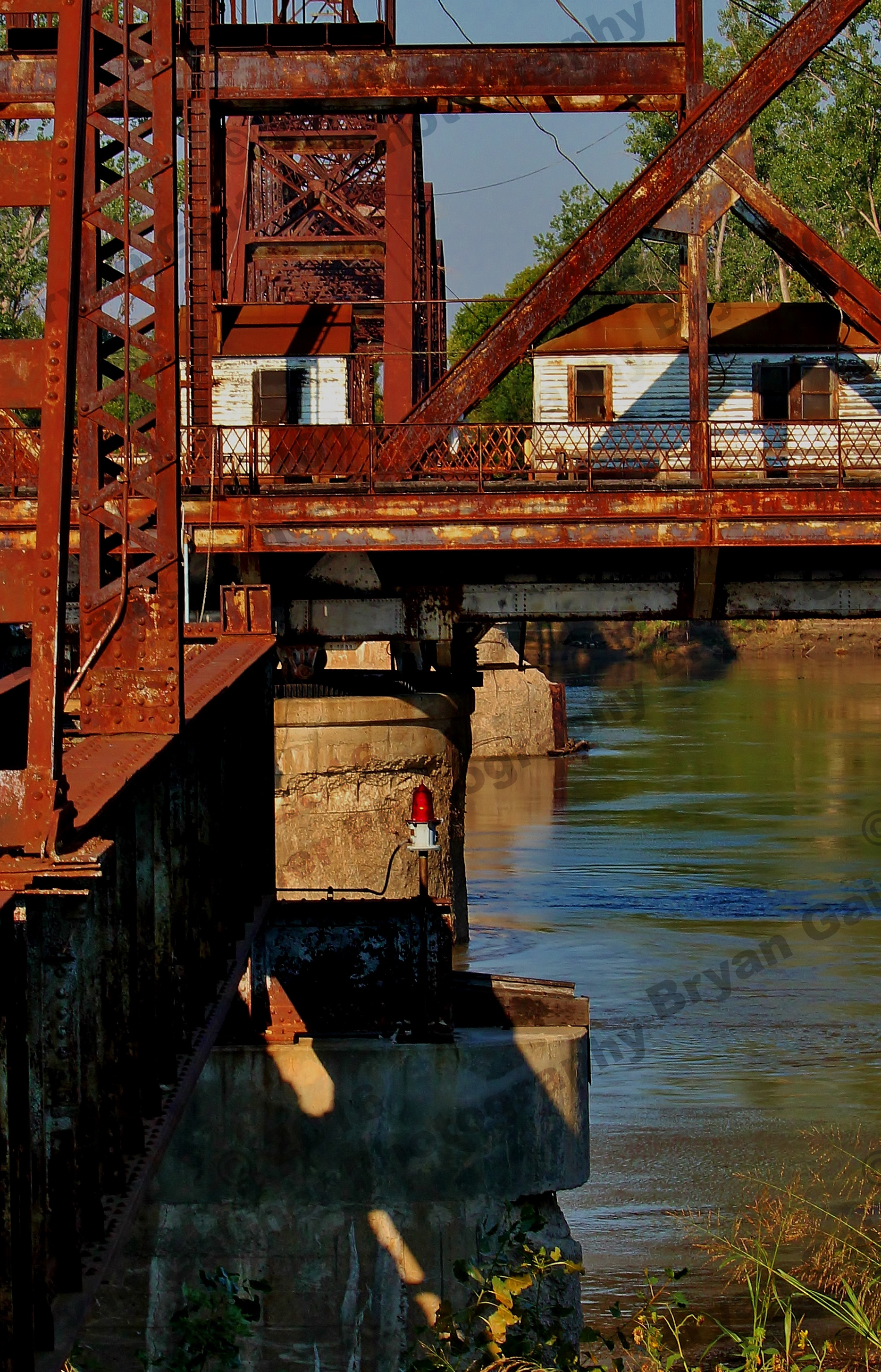 St Joseph Railroad Bridge