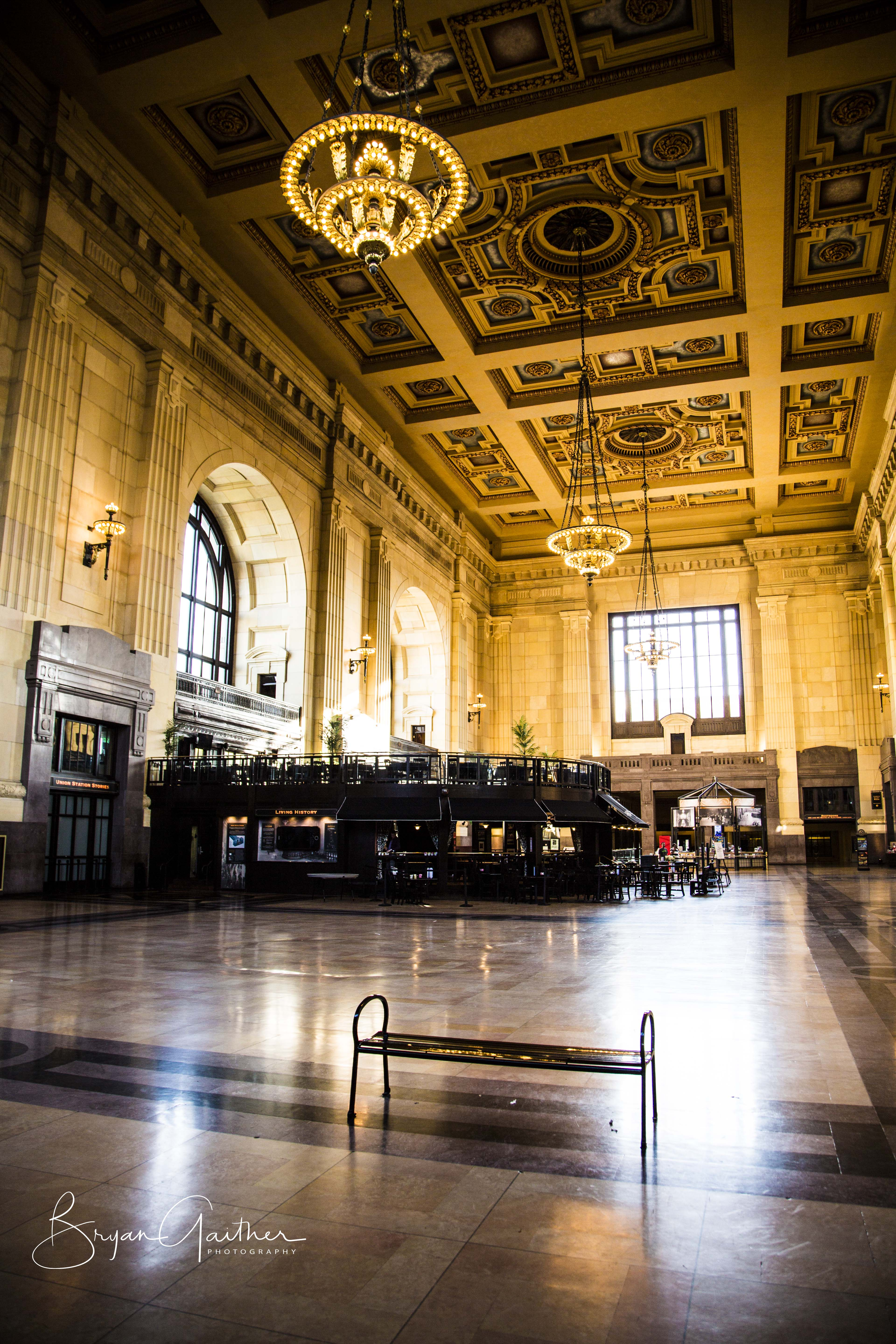 Union Station Main Hall mr
