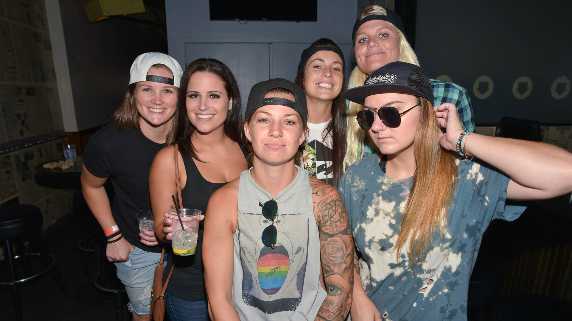 SD QueerGirl Launch Party: FULL GALLERY