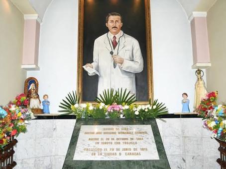 Oración para la sanación: Doctor José Gregorio Hernández