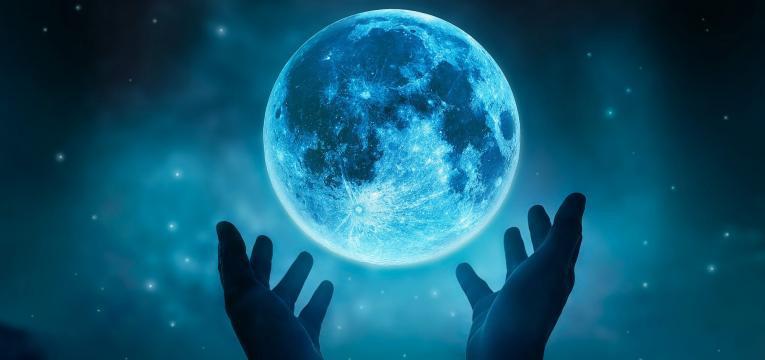 Rituales con Azúcar: ritual en la Luna Llena o Creciente