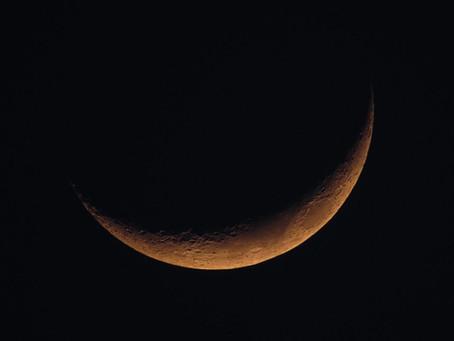 Ritual que no puede faltar en luna nueva