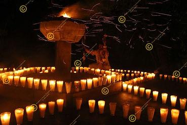 Centro Ceremonial y el brujo Enrique Mar