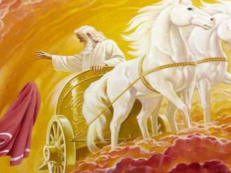 Plegaria a Enoch, invocación a Kranderminch y canto negro