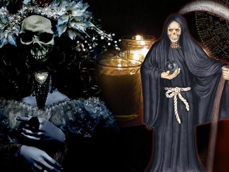 Oración de la fortaleza a la Santa Muerte