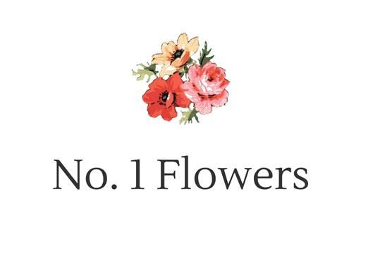 No. 1 Flowers