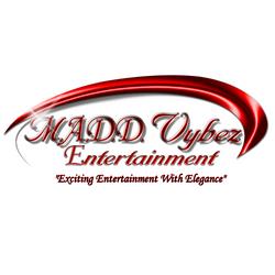 MADDVYBEZ ENT Logo Black red