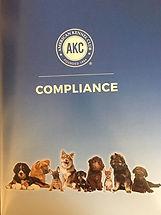 Southernwind Kennels, German Shepherds, AKC Compliance