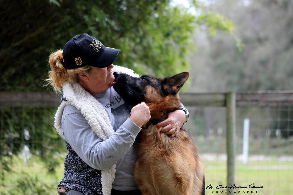 Dog Behavior Modification