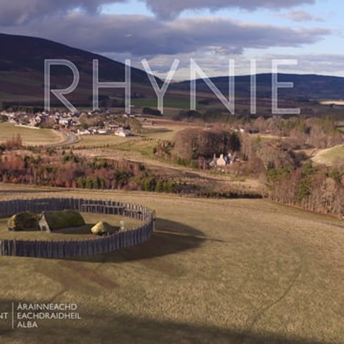 Rhynie - An Archaeological Investigation