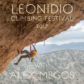 Alex Megos - Leonidio 2017