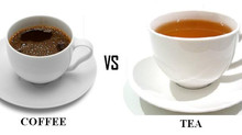 Which one is healthier - coffee or tea?