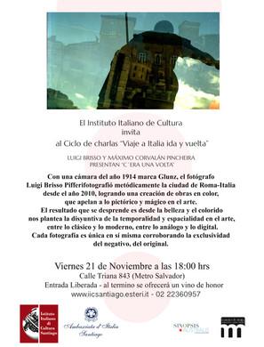 Instituto Italiano de Cultura.