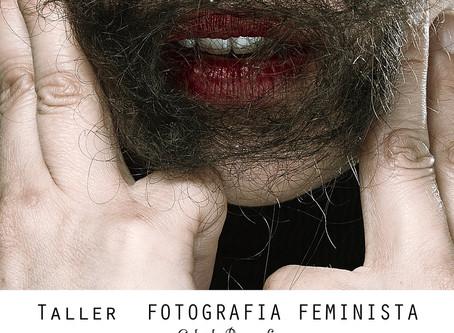 Taller Fotografía Feminista por Gabriela Rivera Lucero.