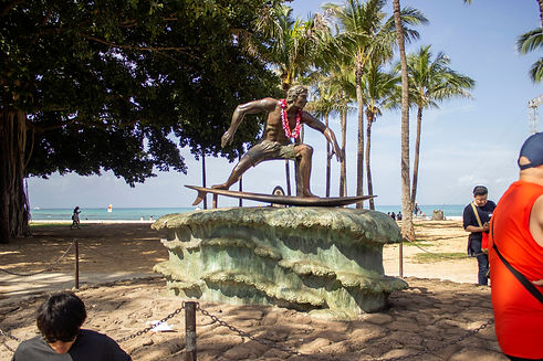 Honolulu. Oahu, Hawaii.