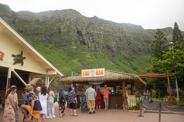 Ka Moana Luau. Oahu, Hawaii.