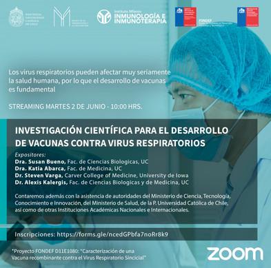 Instituto Milenio de Inmunología e Inmunoterapia.