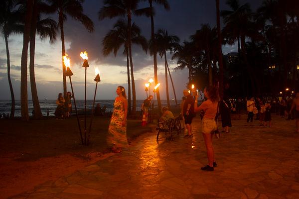 Waikiki. Oahu, Hawaii.