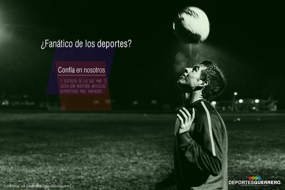 Deportes Guerrero.