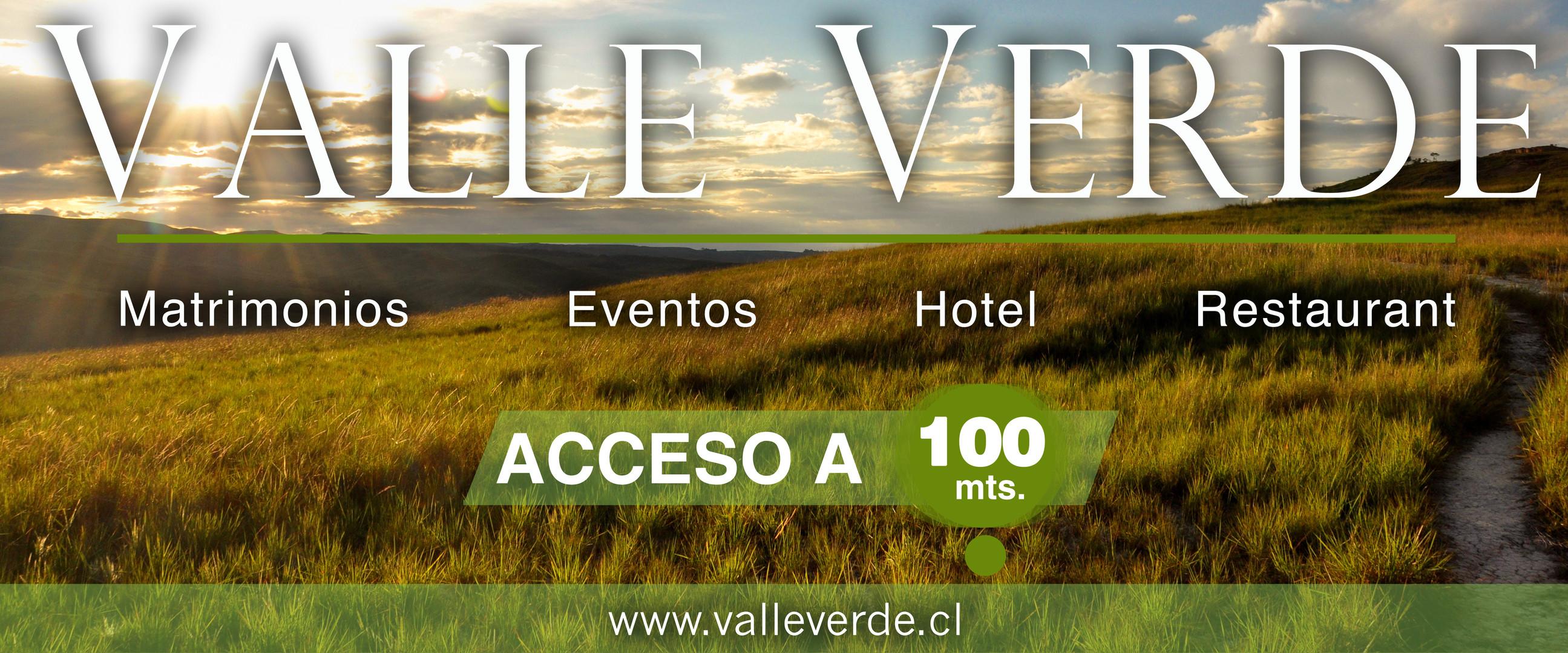 Valle Verde.