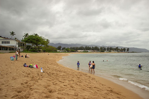 North Shore. Oahu, Hawaii.