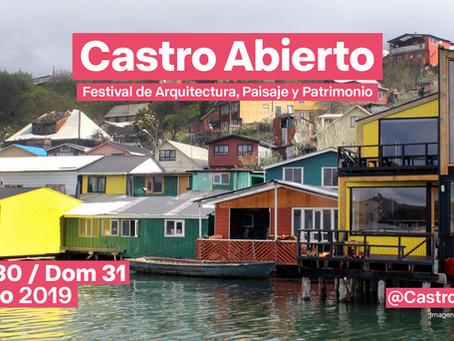 Castro Abierto - Festival de Arquitectura, Paisaje y Patrimonio. Primera versión.