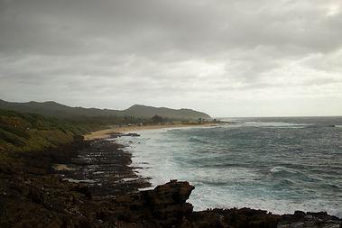 Waimanalo. Oahu, Hawaii.