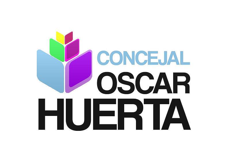 Oscar Huerta Concejal.