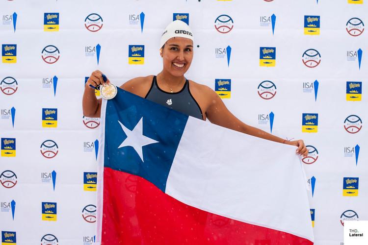 Bárbara Hernández.