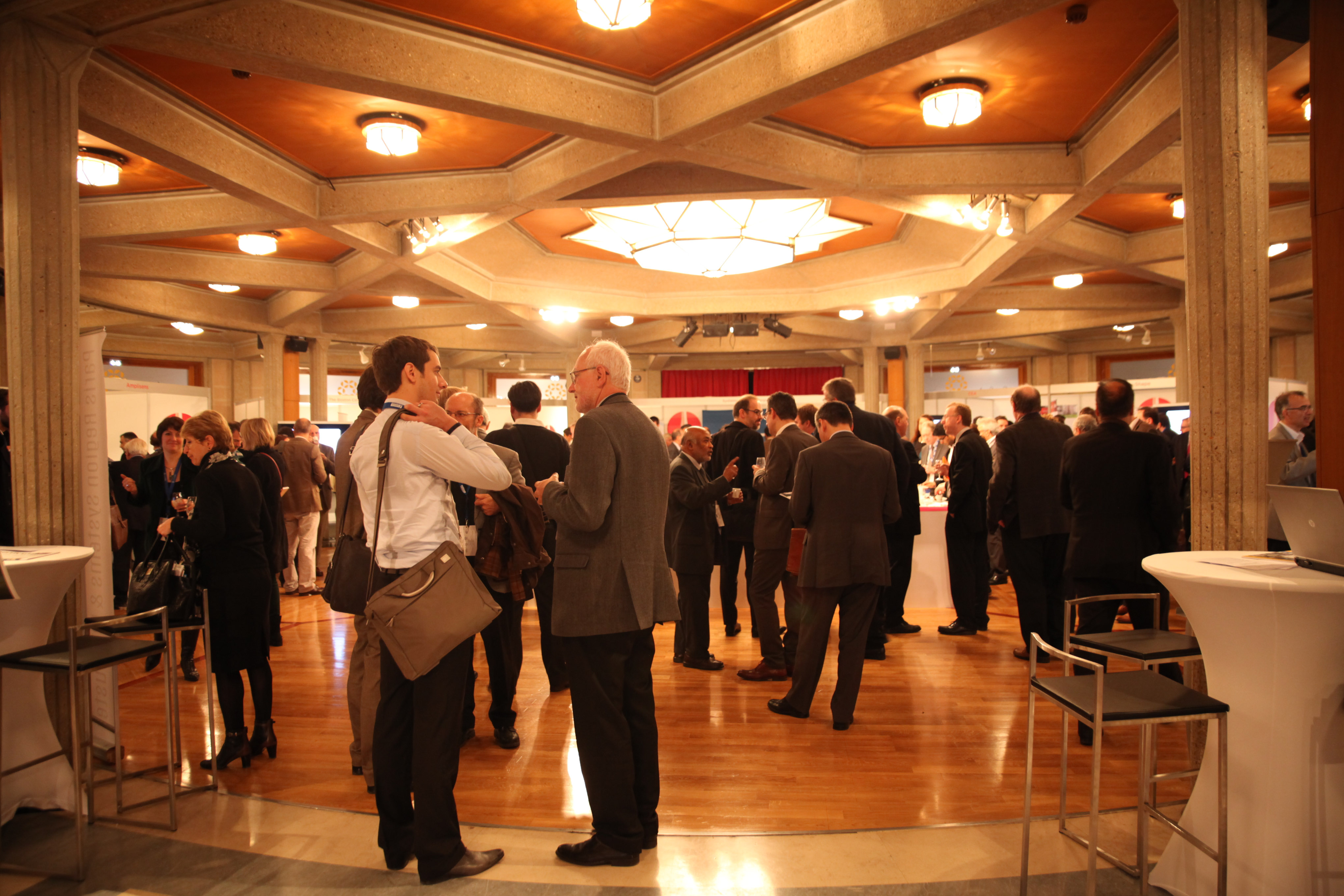 Espace d'exposition - Networking