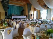Torridon Wedding top table