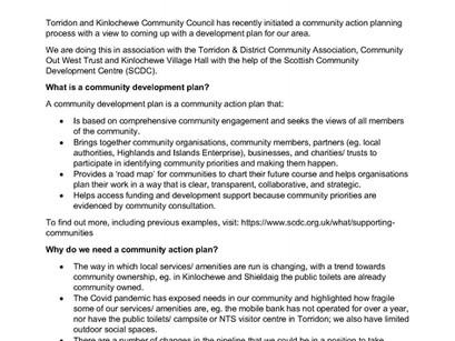 Torridon and Kinlochewe Community Development Plan