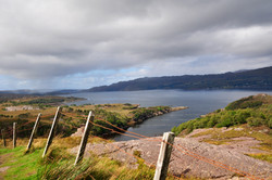 Loch Torridon West coast of scotland
