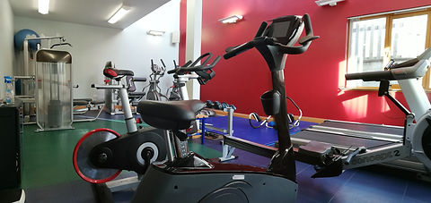 Fitness gym, Loch Torridon Community Centre