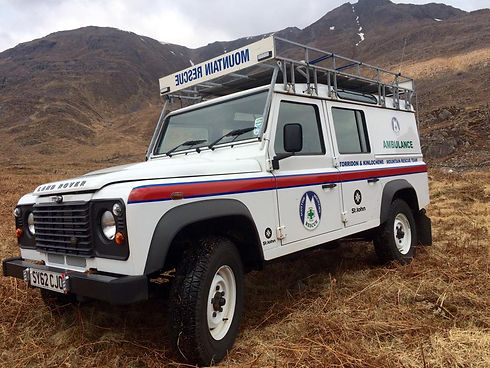Torridon Mountain Rescue