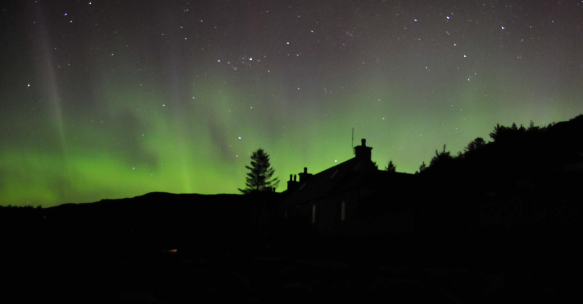 Aurora Borealis, Torridon