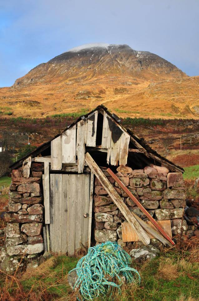 The Fishermans Shed, Alligin