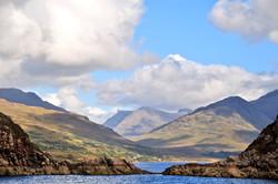 The Torridon Mountains