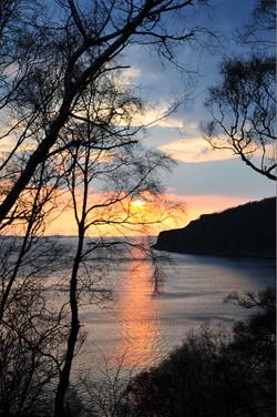 Sunset Tigh Brachen Bothies Torrido