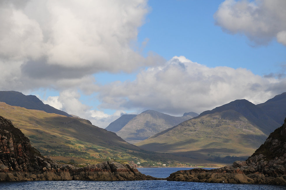 Loch Torridon, Torridon