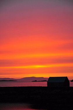 Diabaig Sunset