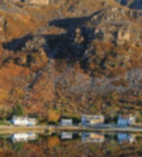 Torridon village, fasaig