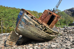 Dayspring ship wreck, Torrid
