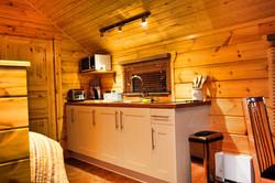 Mossy's kitchen