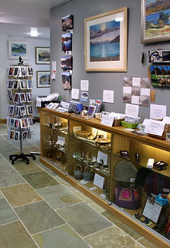 Loch Torridon Community Centre Gallery