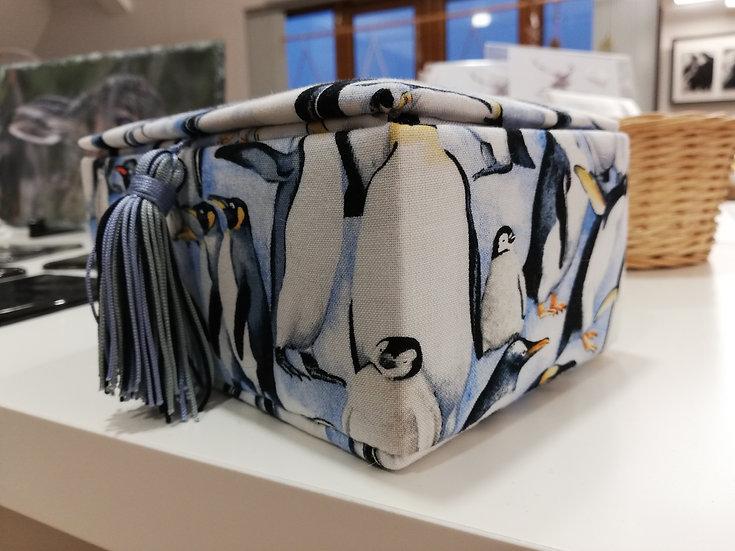 Penguin Trinket Box