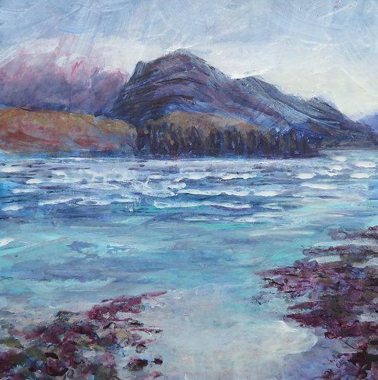 Loch Ewe at Dusk
