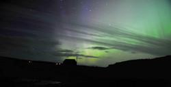 Northern Lights, Diabaig, Torridon